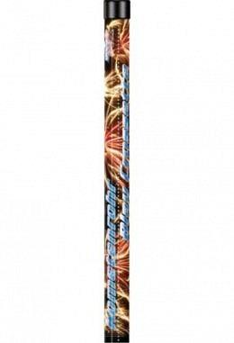 RL Kometenrohr  blue-crossette