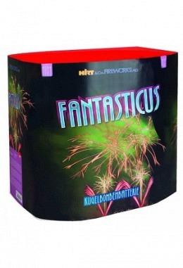 Batterie Fantasticus, 18 Schuss