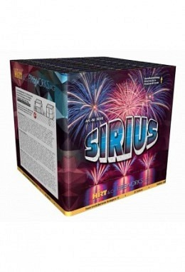 Batterie Sirius, 25 Schuss