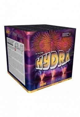 Batterie Hydra, 25 Schuss