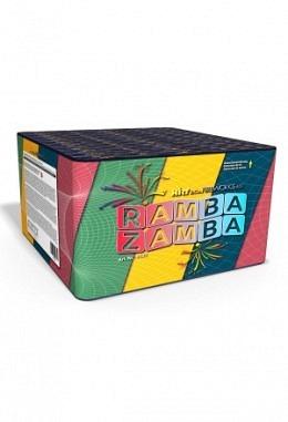 Batterie Ramba Zamba, 64 Schuss