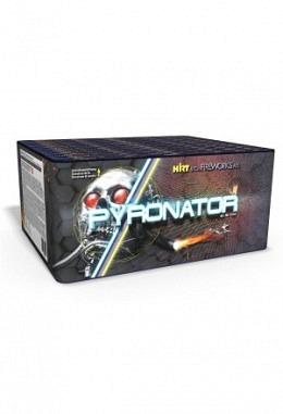Pyronator (Showbox), 78 Schuss