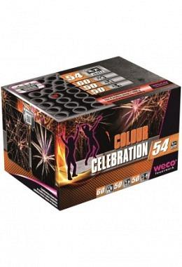 Colour Celebration, 54 Schuss