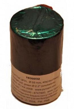 T1 Bengaltopf grün, 40 s, 0.5 m
